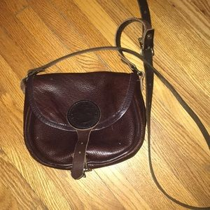 Handbags - leather duluth pack purse (small shell)